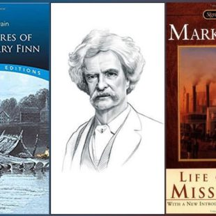 10 Most Famous Works of American Writer Mark Twain
