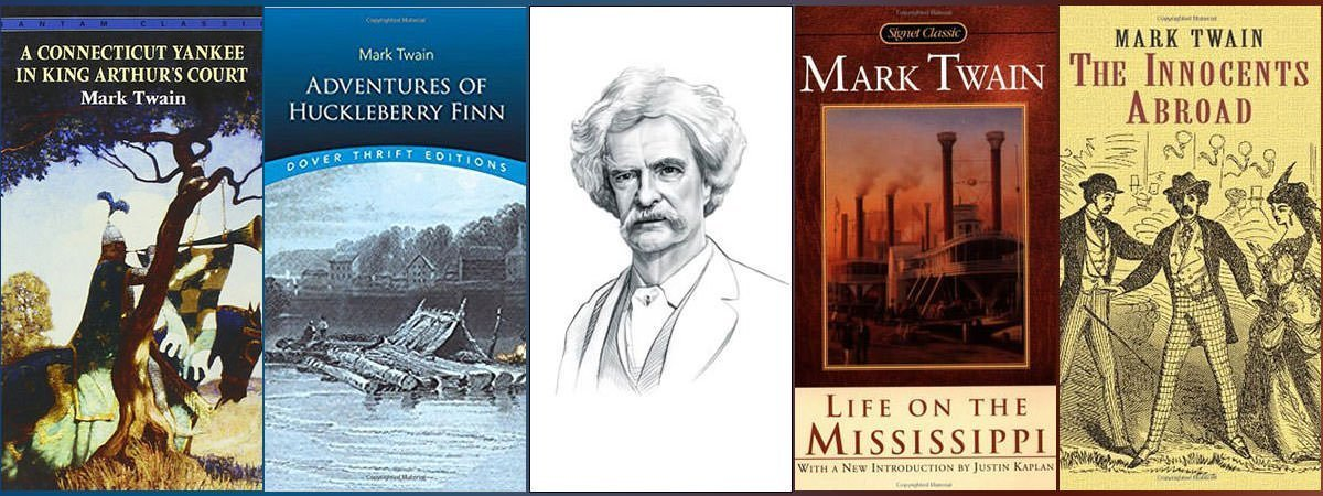 mark twain facts
