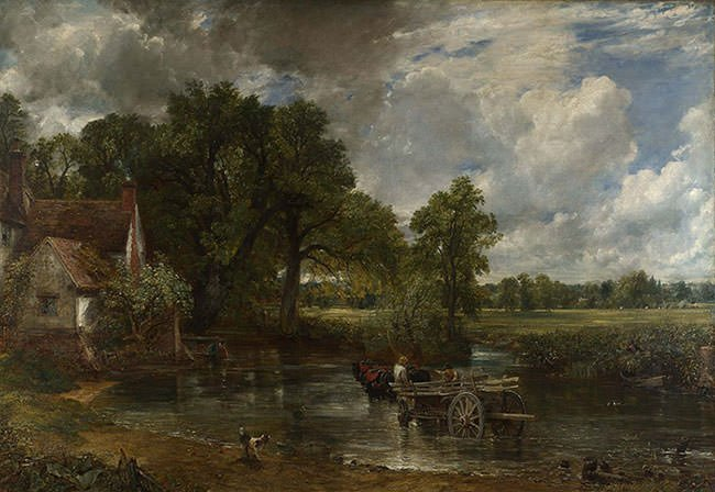 The Hay Wain (1821)