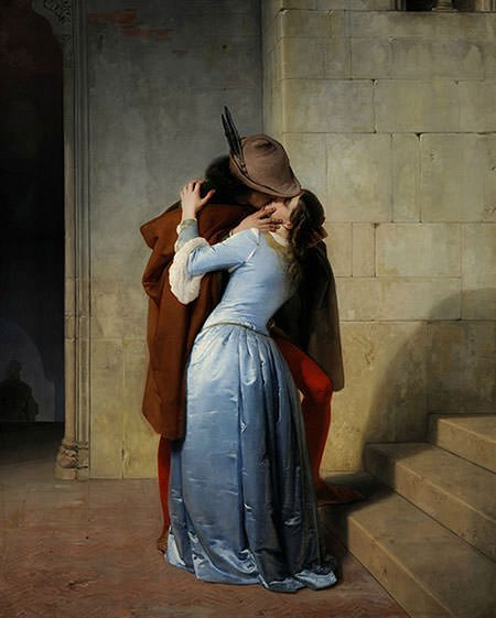 Famous Romanticism Paintings Featured