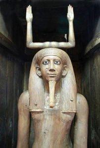 Statue of Ka, the life force
