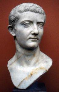 Bust of Tiberius