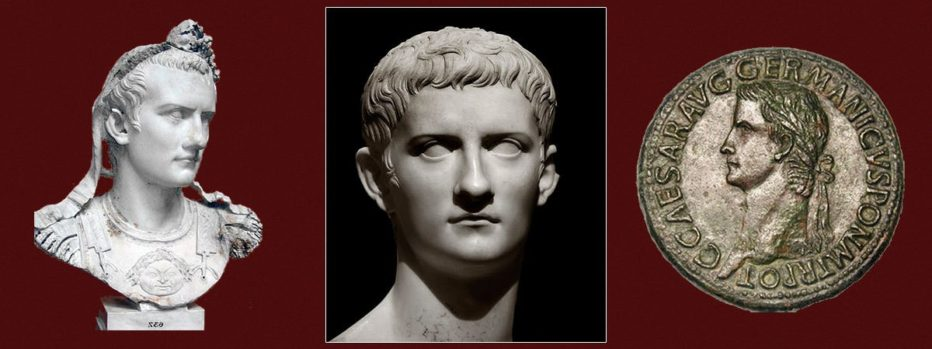 a brief biography of caligula the mad roman emperor A quite interesting reading for those who like roman history in a very well fundamented narrative, mr winterling develops the idea that, nonetheless a cruel despot as other roman emperors, before and after him, caligula was far from being mad.