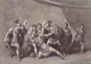 Assassination of Caligula