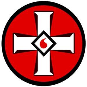 Ku Klux Klan emblem