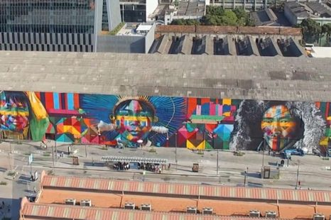 10 Most Famous Murals By Renowned Graffiti Artists