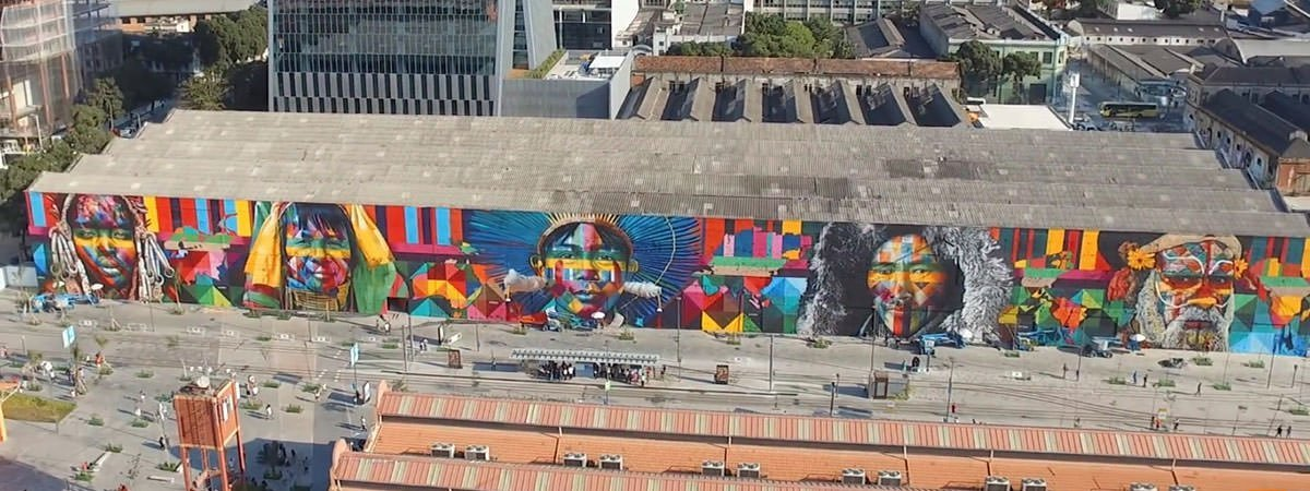 10 Most Famous Murals By Renowned Graffiti Artists Learnodo Newtonic