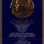 Poster of 1979 movie Caligula