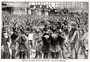 Black Friday of 1869