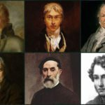 Famous Romanticism Painters Featured