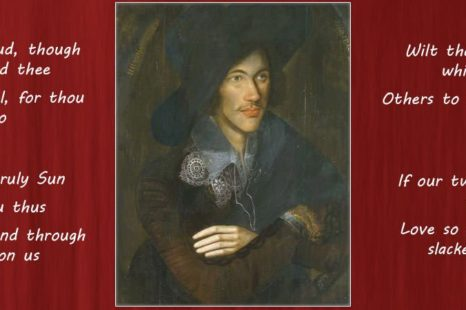 10 Most Famous Poems By John Donne