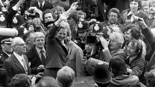 Margaret Thatcher becomes Prime Minister