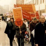 1984 Miners' Strike Rally