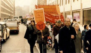 1984 Miners' Strike Rally