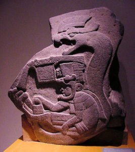 Olmec Feathered Serpent Deity