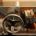 Cotton Gin of Eli Whitney