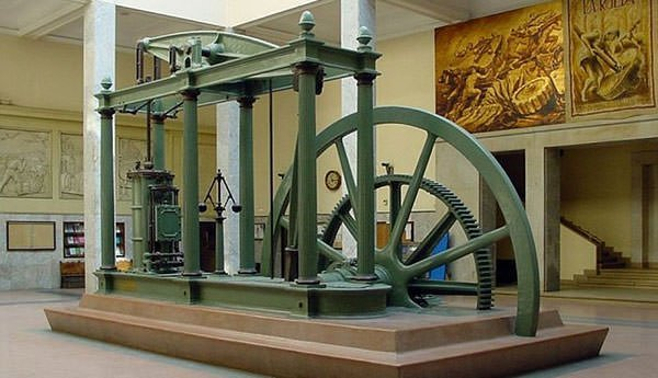 Steam Engine of James Watt