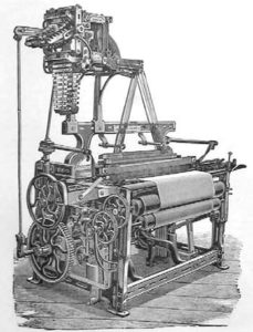 Power Loom of Edmund Cartwright