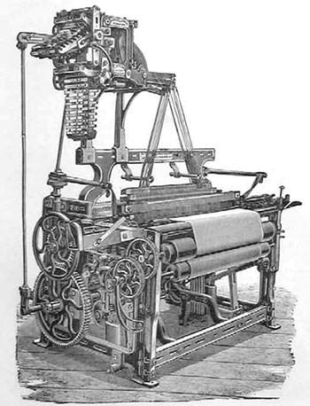 Power Loom of Edmund Cartwright