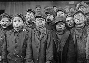 Industrial Revolution child labour