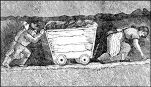 Industrial Revolution coal mining