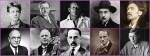 Famous Modern Poets Featured