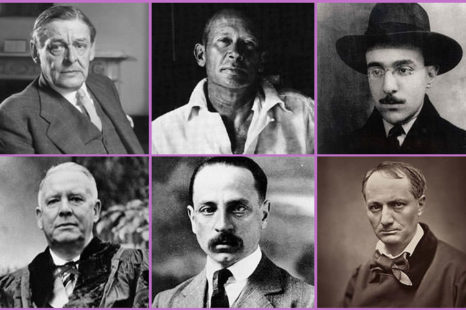 10 Most Famous Modernist Poets And Their Famous Works