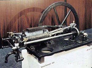 Four-Stroke Engine of Nikolaus Otto