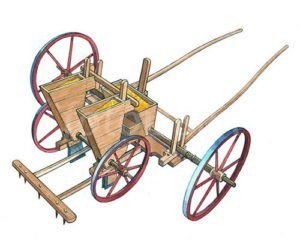 Seed Drill of Jethro Tull