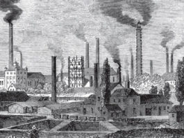 Industrial Revolution Facts Featured