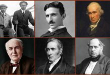Industrial Revolution Inventors Featured