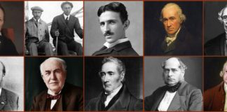 Industrial Revolution Inventors Featured