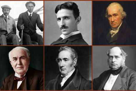10 Major Inventors of the Industrial Revolution