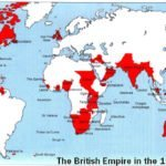 British Empire Map