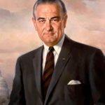 Lyndon B. Johnson Presidential Portrait