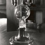 Incandescent Light Bulb of Thomas Edison