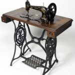 Sewing Machine of Isaac Merritt Singer
