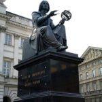 Statue of Copernicus in Poland