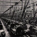 Lancashire cotton mill
