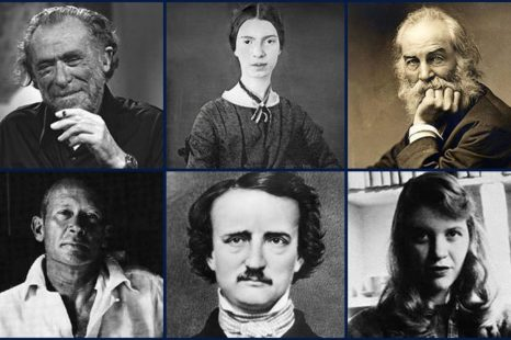 10 Most Famous Poets From The United States