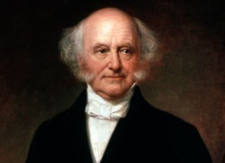 Martin Van Buren Accomplishments Featured