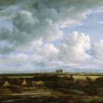 View of Haarlem with Bleaching Fields (1675)