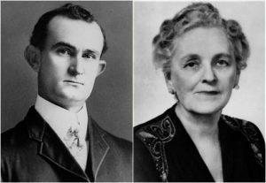 Parents of Lyndon B Johnson
