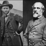 Ulysses S Grant and Robert E Lee