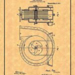 Fluid Propulsion Patent of Nikola Tesla