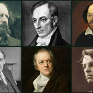 10 Most Famous Poets From The United Kingdom