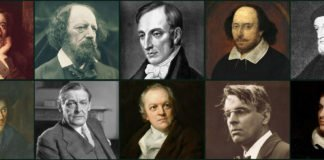 Famous English Poets Featured