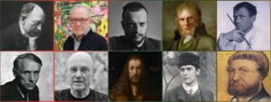 Famous German Artists Featured