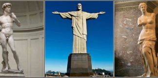 Famous Sculptures Featured