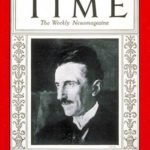 Nikola Tesla on Time Magazine